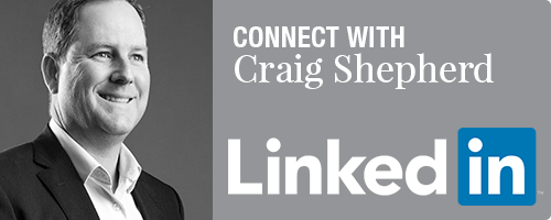 Craig Shepherd - Accredited Specialist in Commercial Litigation
