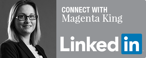 Magenta King - Reception Manager at Murdoch Lawyers