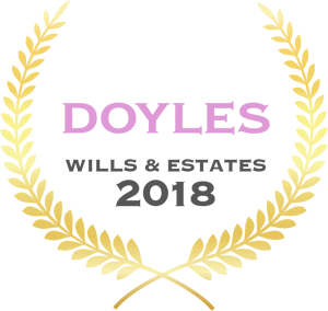 Wills And Estates Doyles 2018