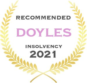 Insolvency - Recommended - 2021