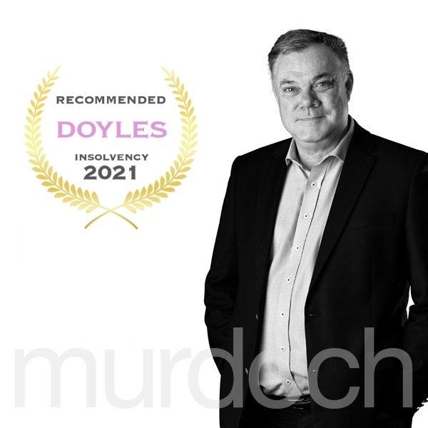 John Lobban Doyles Awards